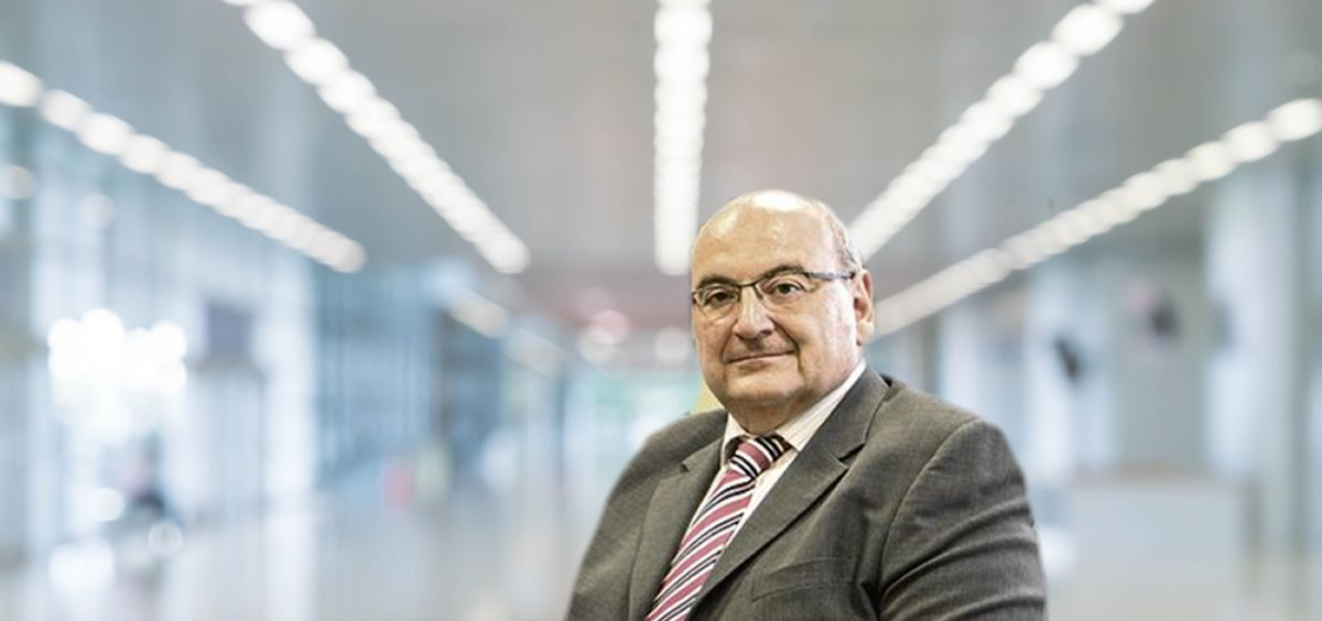 Francisco Calvo, gerente del Área de Salud de Cáceres