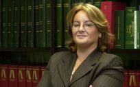 Pilar Bartolomé, directora general de Personal del SAS