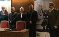 Presentación del Libro VIH en Barcelona