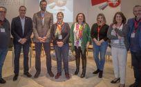 Expertos presentes en la Jornada Hepycure celebrada en Tenerife
