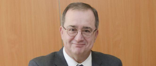 Fidel Illana, director gerente del Hospital Universitario de La Princesa