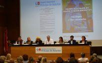 """Presentación de la jornada """"Redes Sociales en Niños y Adolescentes. Sus riesgos y cómo afrontarlos"""""""