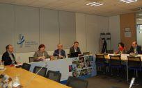 Encuentro entre los representantes de Satse y la Agencia Europea de Salud Laboral