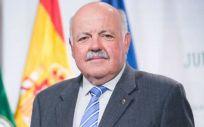 Jesús Aguirre, nuevo consejero de Salud y Familias de la Junta de Andalucía