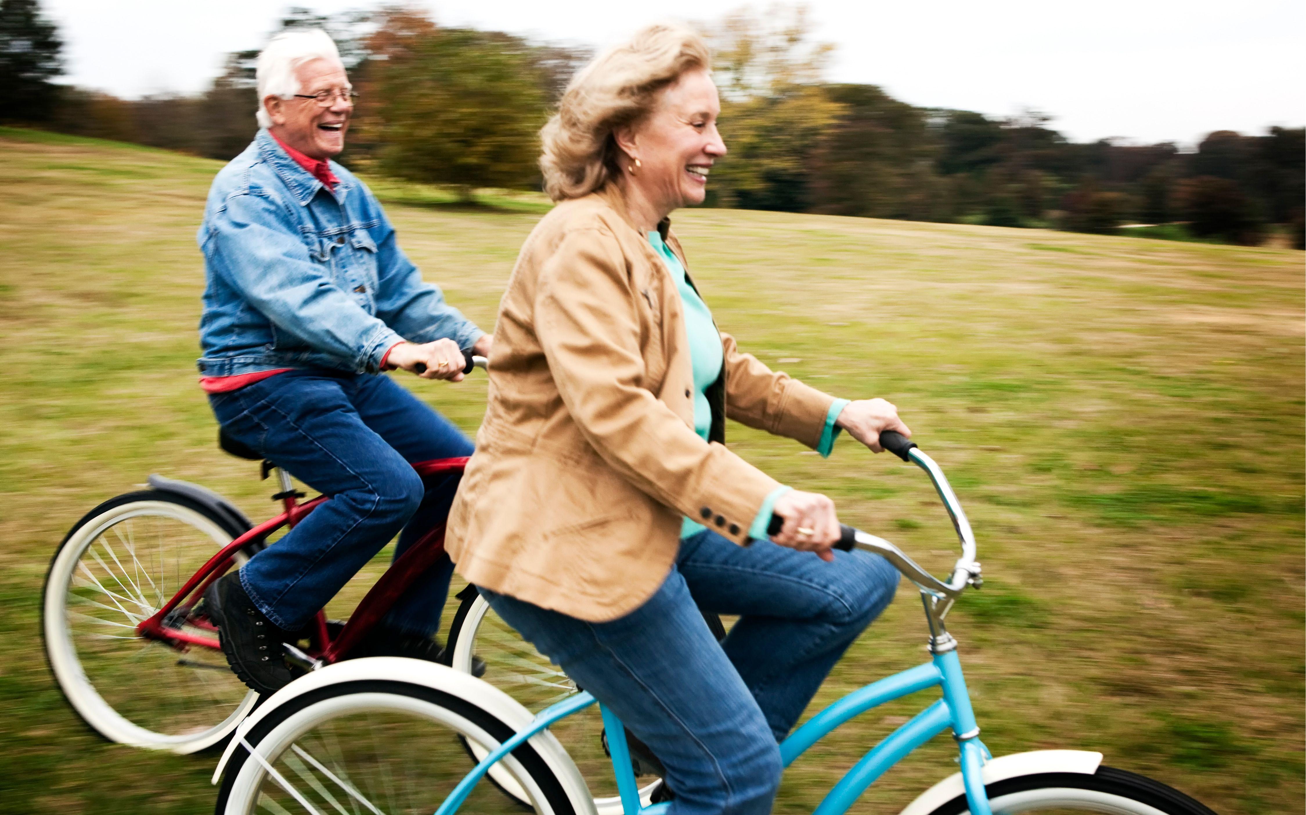 La OMS pide a los gobiernos fomentar el envejecimiento saludable