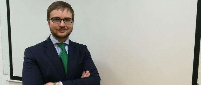 Javier Juan Sainz, manager de productividad de los servicios técnicos de Oximesa
