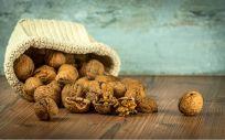 Comer nueces, clave para reducir el riesgo cardiovascular (Foto. Pixabay)