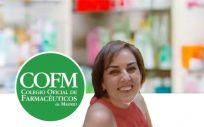 Clara Álvarez, directora de comunicación del Colegio Oficial de Farmacéuticos de Madrid (COFM)