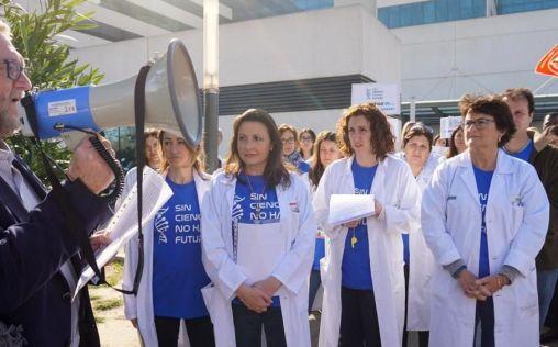 La precariedad laboral en el ISS La Fe de Valencia afecta a la investigación