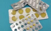 De media, los productos farmacéuticos han crecido un 0,6% al mes