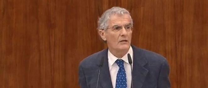 José Manuel Freire, portavoz de Sanidad del Psoe en la Asamblea de Madrid.