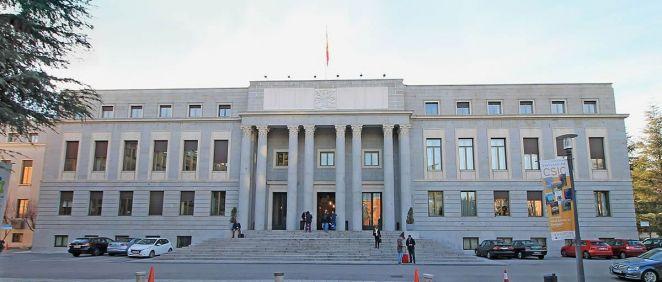 Sede central del Consejo Superior de Investigaciones Científicas (CSIC)