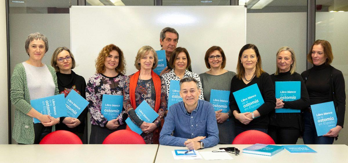 Enfermeros estomaterapeutas de la Comunidad Valenciana