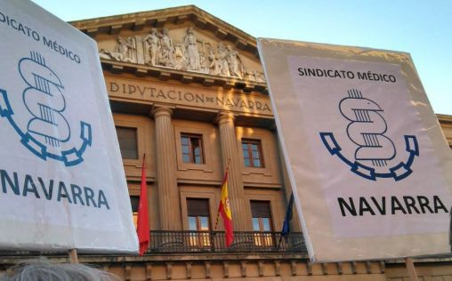 Los médicos navarros ceden ante Santos Induráin y aplazan la huelga hasta noviembre