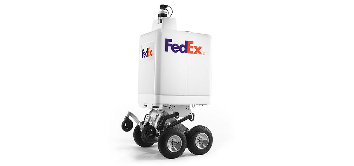 El 'SameDay Bot' de FedEX todavía no ha comenzado su fase de pruebas y se modificará para cumplir con las normativas de seguridad.