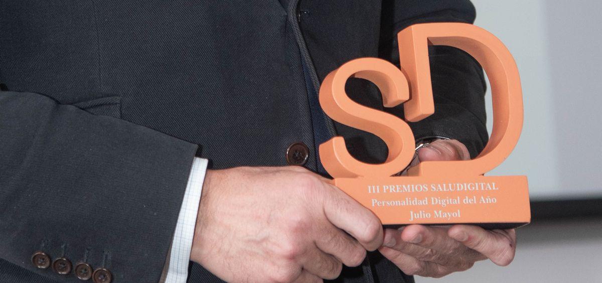 Los Premios SaluDigital en imágenes