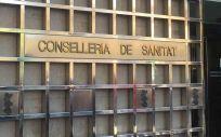 Fachada de la Consejería de Sanidad de la Comunidad Valenciana (Foto. Gobierno de Valencia)