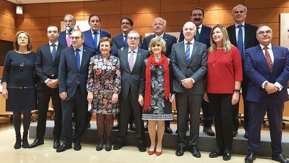 Consejeros autonómicos en el Consejo Interterritorial del Sistema Nacional de Salud.
