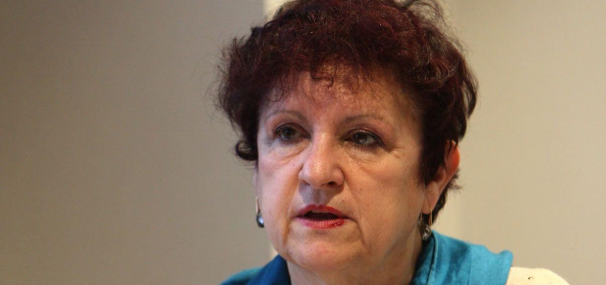 Pilar Giraldo, presidenta del Geedl.