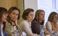 Ponentes de las XIV Jornadas de Psicología de La Rioja para afrontar la violencia de género desde la salud