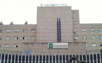 Fachada del Hospital Universitario Virgen de Valme