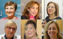 Las ocho consejeras sanitarias en activo desempeñan sus funciones en Cantabria, La Rioja, Aragón, Cataluña, Comunidad Valenciana, Baleares, Ceuta y Melilla