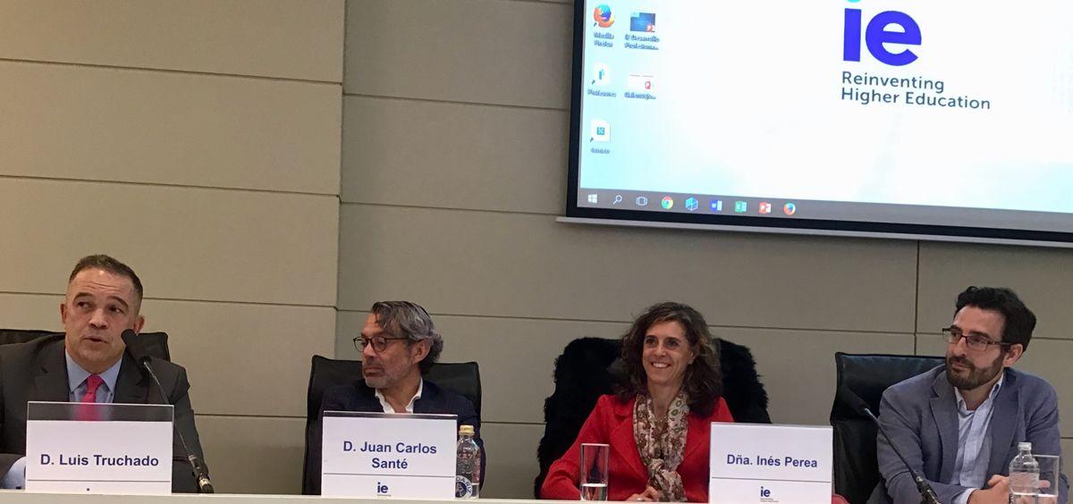 Jornada sobre el desarrollo profesional en el IE