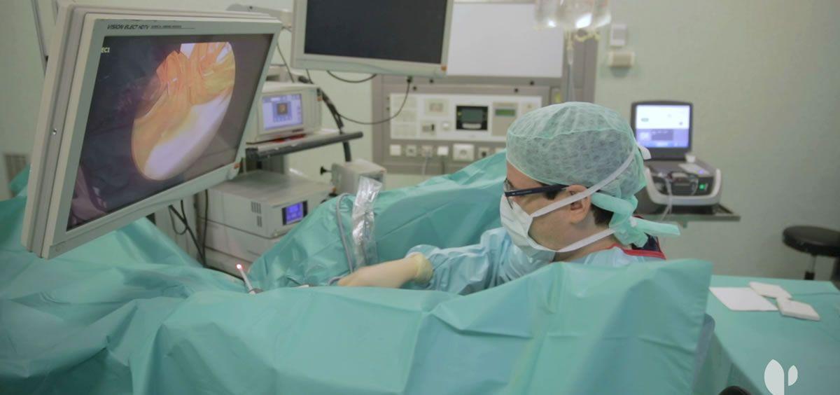 despues de operacion de hiperplasia benigna de prostata