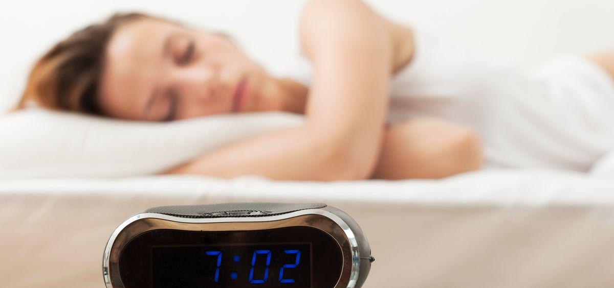 Dormir poco o de forma fragmentada se asocia a cambios en la presión arterial
