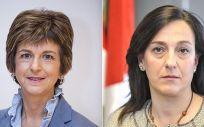 Nekane Murga y Fátima Ansotegi, candidatas a sustituir a Jon Darpón