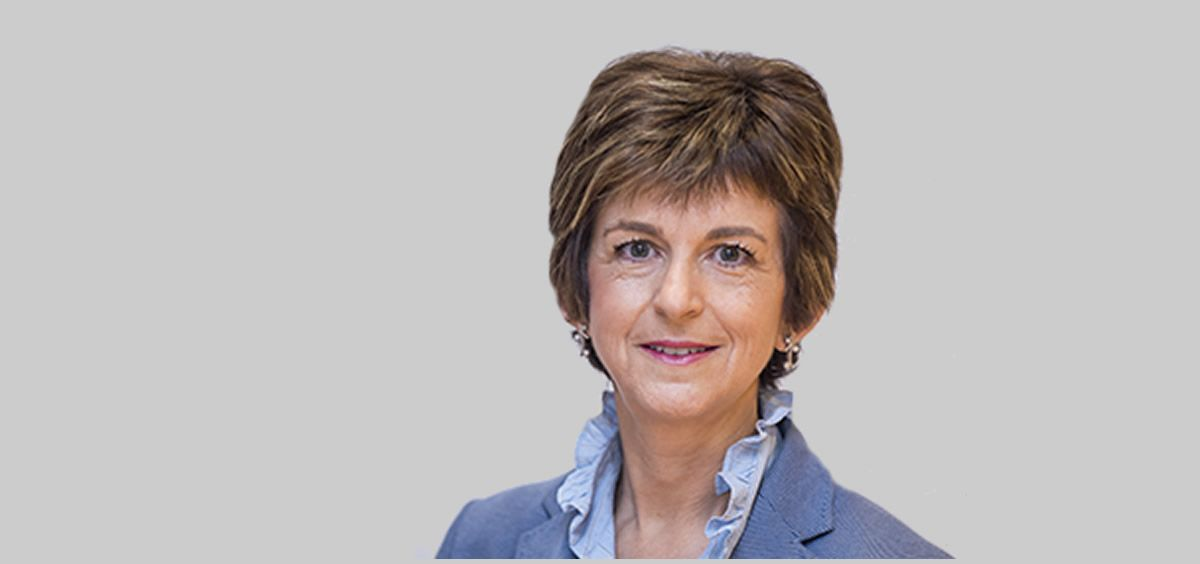 Nekane Murga, nueva consejera de Salud del País Vasco