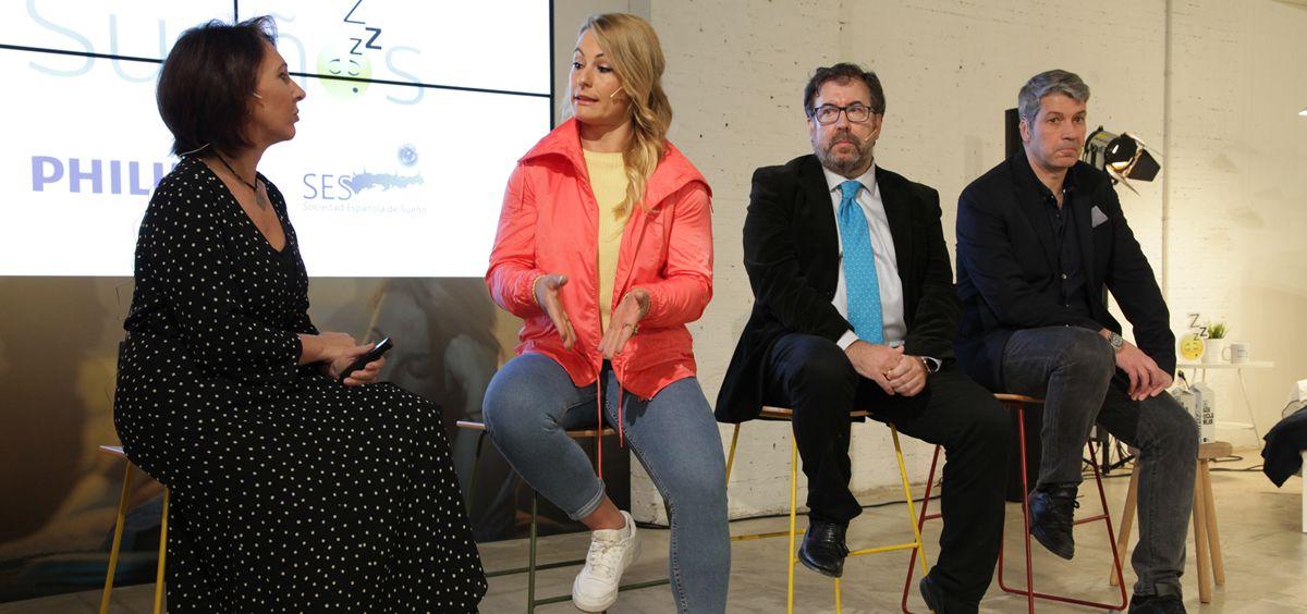 Presentación del estudio '¿Cómo duermen los españoles?' y la campaña 'Felices sueños', este jueves en Madrid