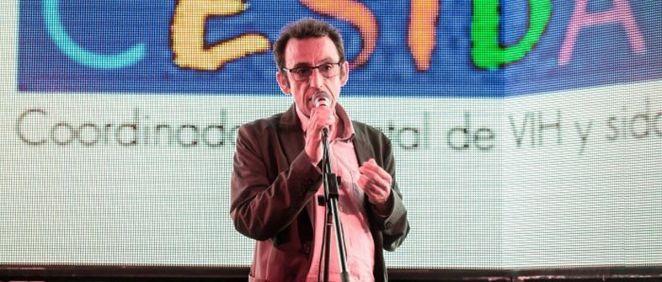 Ramón Espacio, presidente de la Coordinadora Estatal de VIH y sida (Cesida) / Foto: Cesida