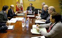 Foto del Consejo de Gobierno de Cantabria