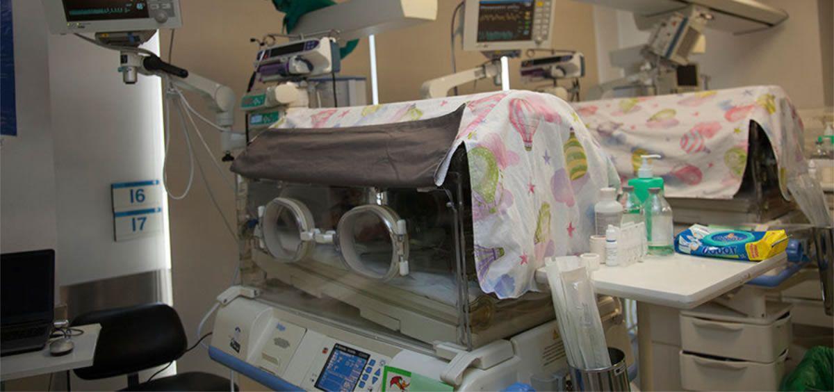 Servicio de Neonatología del Hospital San Pedro de Logroño (Fuente: Gobierno de La Rioja)