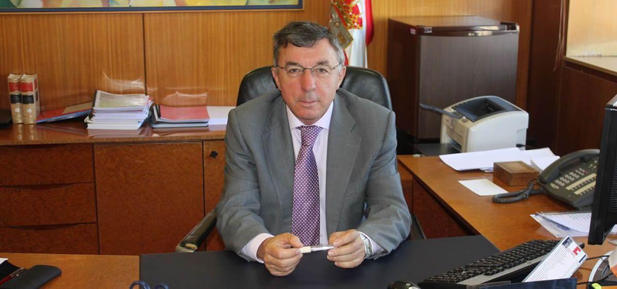 Julián Pérez Gil, exgerente del SCS