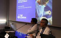 Presentación del programa de formación en el Hospital Vall d'Hebron de Barcelona