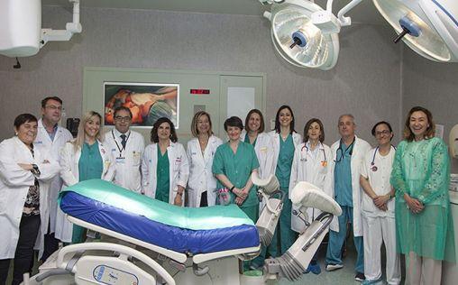 Hospital San Pedro de La Rioja amplía a los partos por cesárea el programa 'Contacto Piel con Piel'