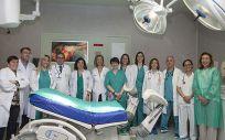 Hospital San Pedro de Logroño amplía a los partos por cesárea el programa 'Contacto Piel con Piel'
