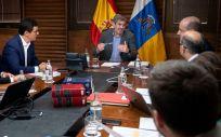 Imagen del Consejo de Gobierno de Canarias