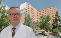 Francisco Javier Vadillo Olmo, director gerente del Hospital Clínico de Valldolid