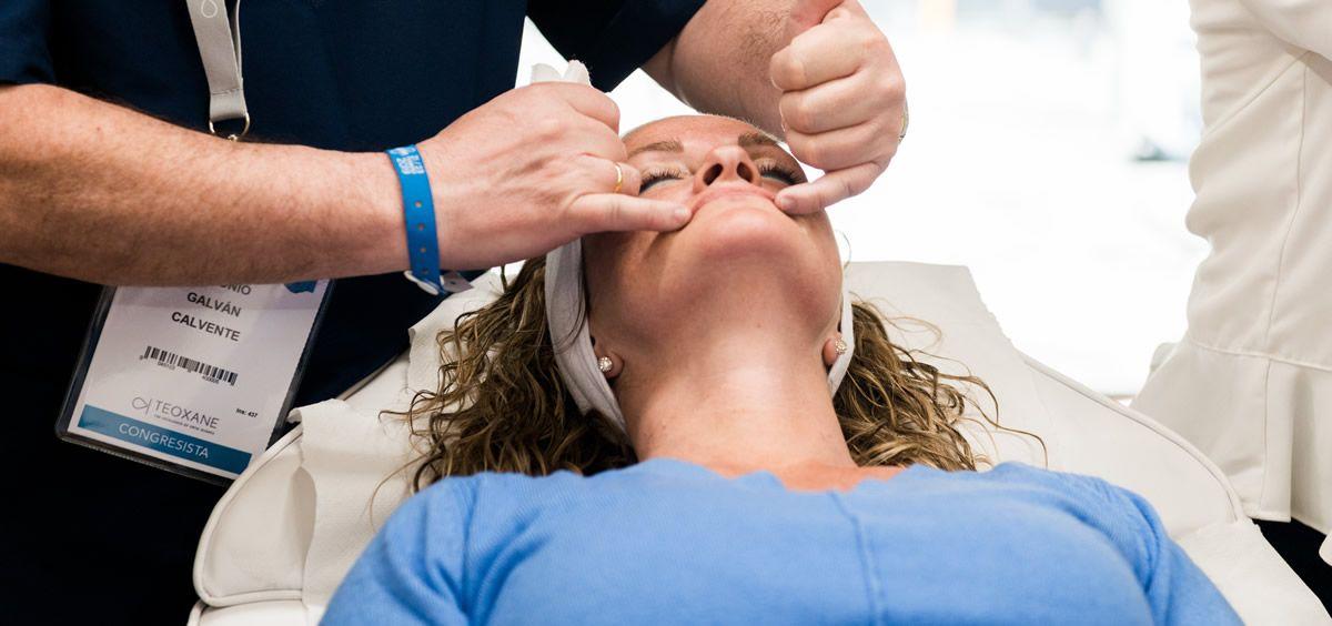 Tratamiento estético para la piel