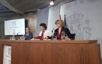 La ministra de Sanidad, María Luisa Carcedo, ha sido una de las protagonistas en el Consejo de Ministros de este viernes.