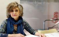 La ministra de Sanidad, Consumo y Bienestar Social, María Luisa Carcedo