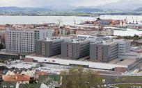 Hospital Universitario Marqués de Valdecilla en Santander