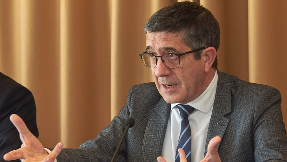 Patxi López, presidente de la Comisión de Sanidad del Congreso de los Diputados en la última legislatura / Fotos: Miguel Ángel Escobar.