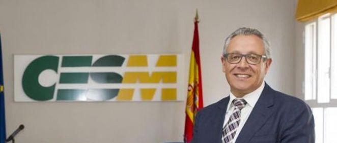 Tomás Toranzo, presidente de CESM