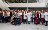 Asociaciones de usuarios y voluntariado en la Comisión de Participación Ciudadana del Hospital Clínico de Málaga