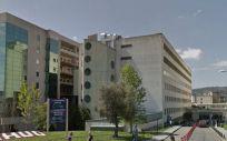 Fachada exterior del Complejo Hospitalario Universitario de Ourense
