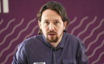Pablo Iglesias, secretario general de Podemos. (Foto. Podemos)